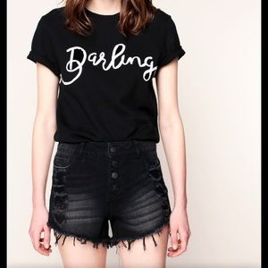 Zoe Karssen Darling T-shirt